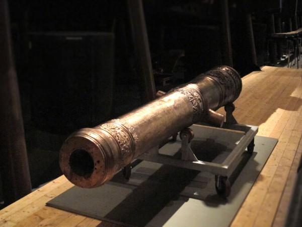 Vasa cannon